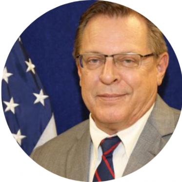 Mr John Bray, The United States Consul General