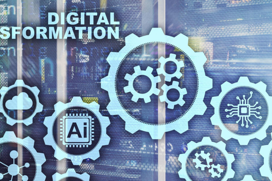 Digital Transformation And Why We Need It image