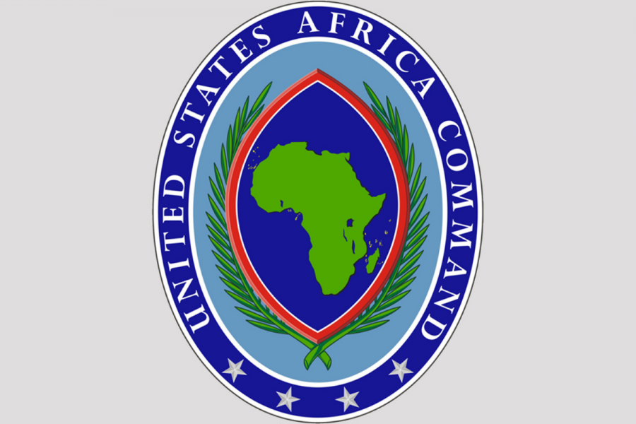 U.S. Africa Command leaders discuss partnership with French military image